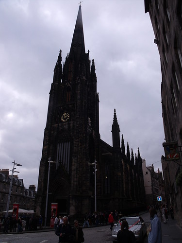 The Hub, Royal Mile, Edinburgh