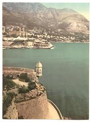 [Monte Carlo, from Fort Antoine, Monaco (Rivie...
