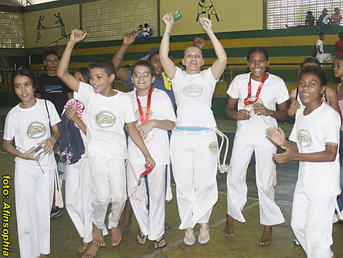 Capoeira 2º Open 20 por você.