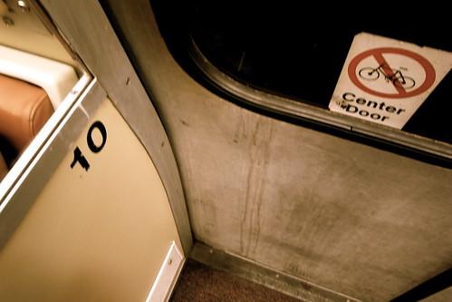 那天。Metro紅線。