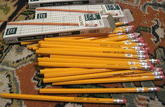 #2 Pencils, A Lot of Them