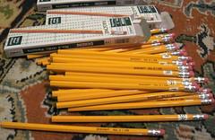 #2 Pencils, A Lot of Them