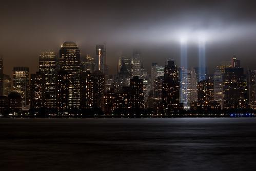 September 11th Memorial   9-11-09