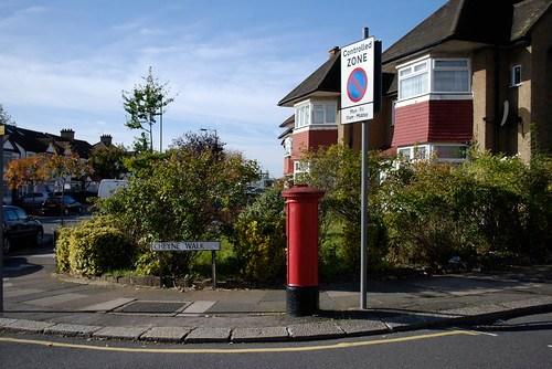 Cheyne Walk, Hendon