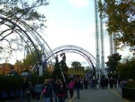 Cedar Point - Corkscrew