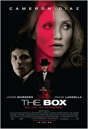 The Box (2009) poster 2
