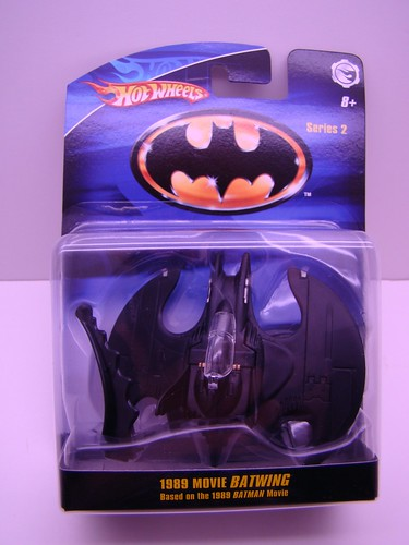 Mattel BatWing (1)