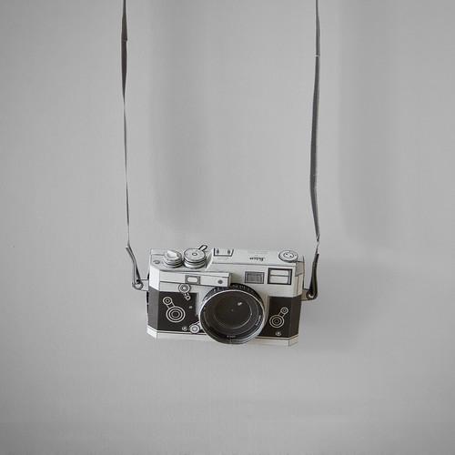 Pinhole Paper Leica M3