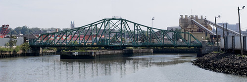 Grand St. Bridge from Newtown Creek by you.