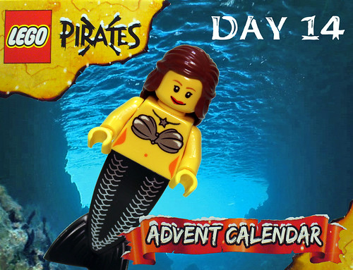 Pirate Advent Calendar Day 14