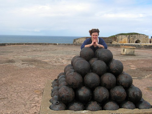 chillin on the cannonballs