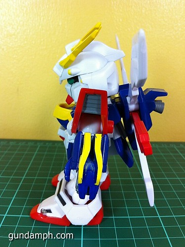 SD Archive God Gundam (14) Out Of Box Review
