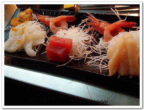 [美食.台中]第二市場食記~丸一鮮魚行 @VIVIYU小世界