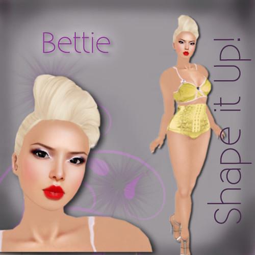 shape it up!2 Bettie