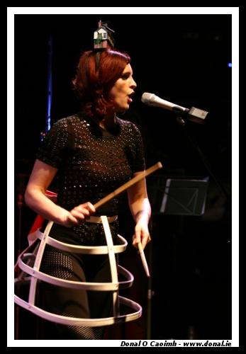 Julie Feeney at The Pavilion