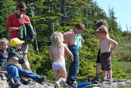Mt. Eyak Hike Memorial Day - 04
