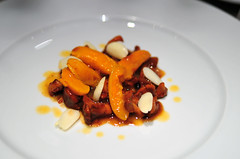 3rd Course: Girolles with Apricots (Supplement)