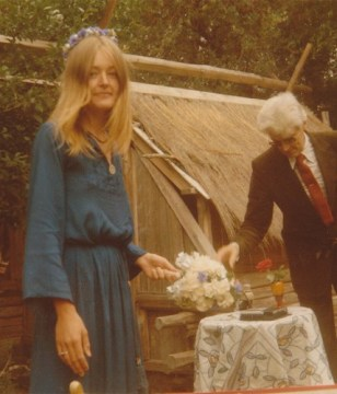 1979 mum and dads wedding