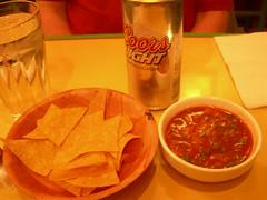 Day 00: Chips & salsa Palacio Azteca