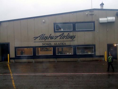 Aeropuerto de Nome, Alaska