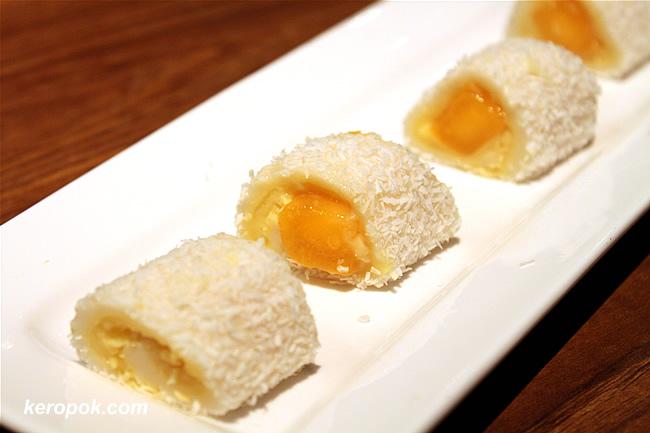 Mango Soft Rolls