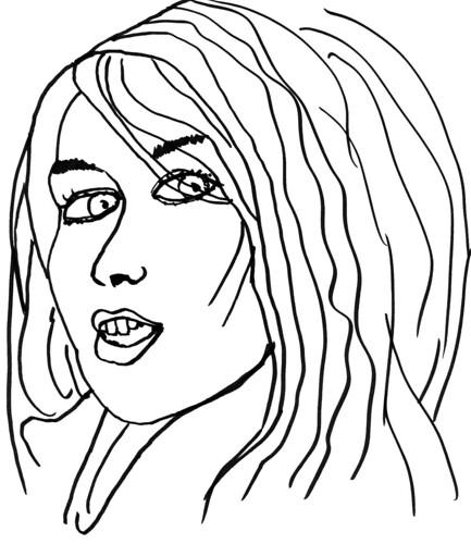 More caricature prep, part 5