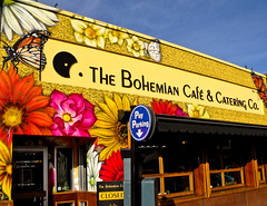 The Bohemian Café and Catering Co.