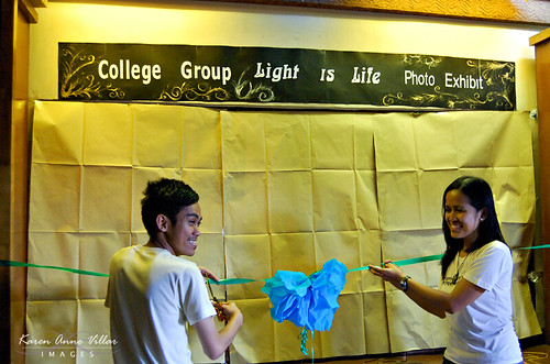 ribbon cuting and unveiling