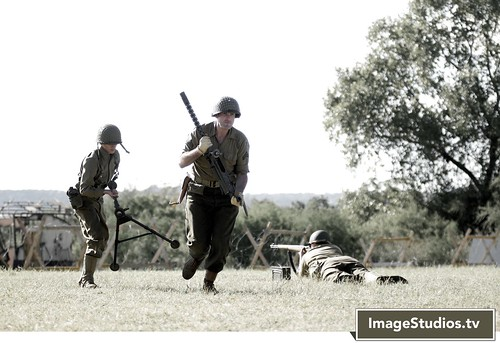 1944 Close Combat Demonstration