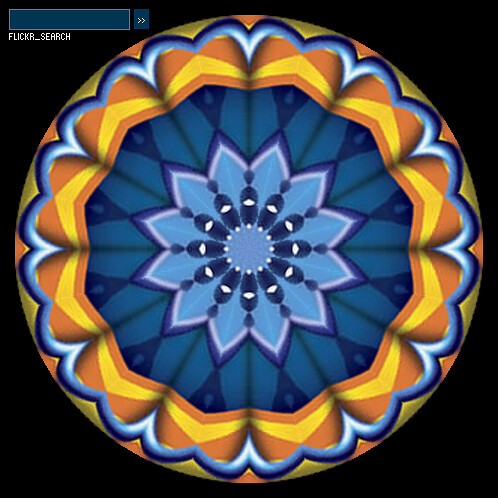 Flickr Kaleidoscope Examples