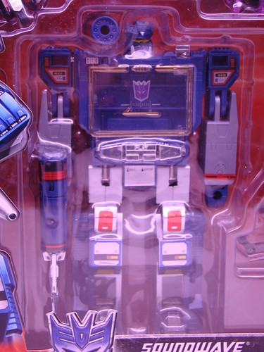 SDCC Transformers Soundwave (1)