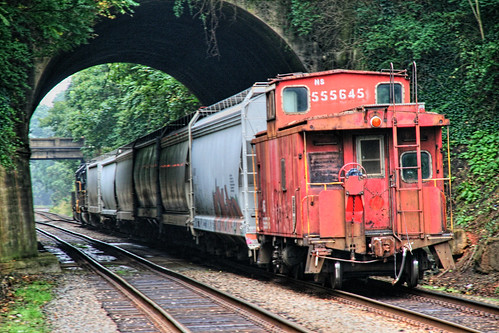 Chasing the Caboose