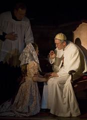 St Thérèse asks to enter Carmel