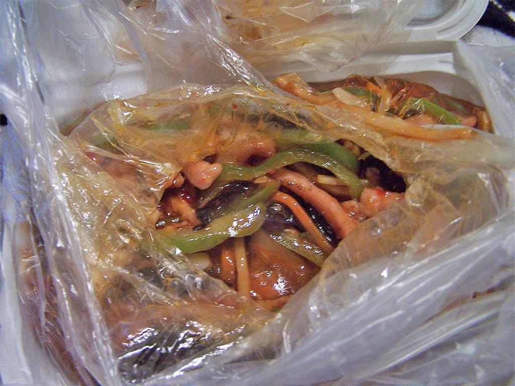 鱼香肉丝 Yu xiang rou si