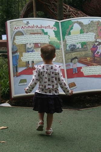 animal adventure at the london zoo
