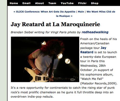 Jay Reatard