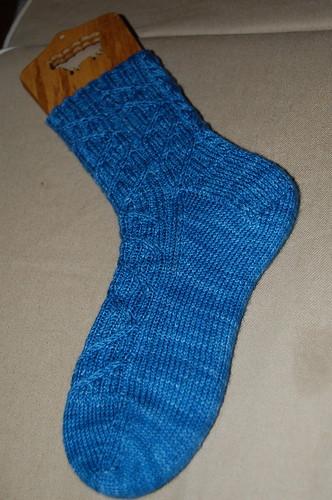 Milo - sock 1