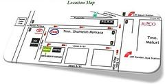 Bonita & Elianto clearance sales map