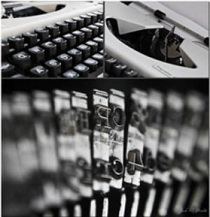 Tributo a la máquina de escribir / Tribute to the typewriter