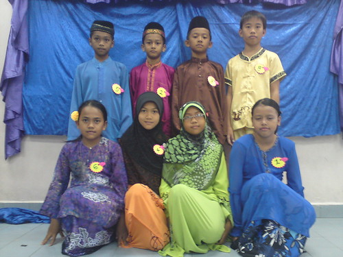 Peserta-peserta yang terpilih ke peringkat akhir