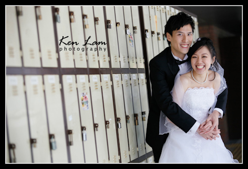 Alexis & Brain - Pre-wedding in Hong Kong