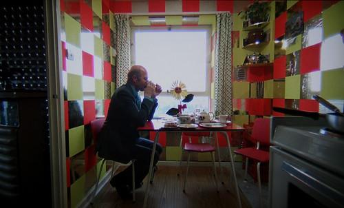 Resultado de imagen de clockwork orange room