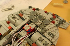 Falcon Mod Step - 19