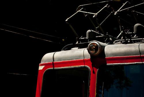 Trem do Corcovado - Detalhe