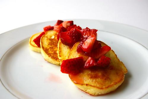 Lemon Ricotta Pancakes II