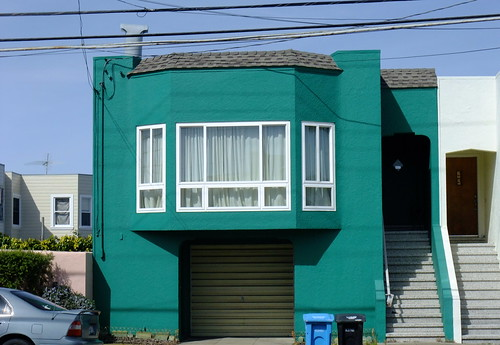 Every Day is a Happy Saint Patrick's Day in The Outer Sunset 310