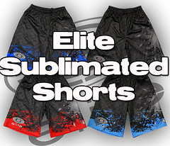 Elite Sublimated Shorts