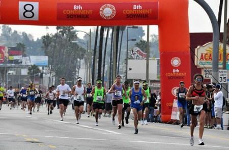 Maraton Los Angeles