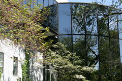 View of the Brandywine River museum