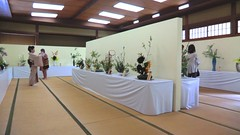 Omuro School Ikebana Event
